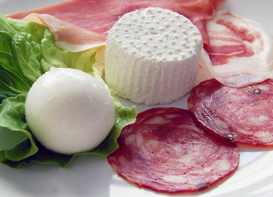 Trading italian food